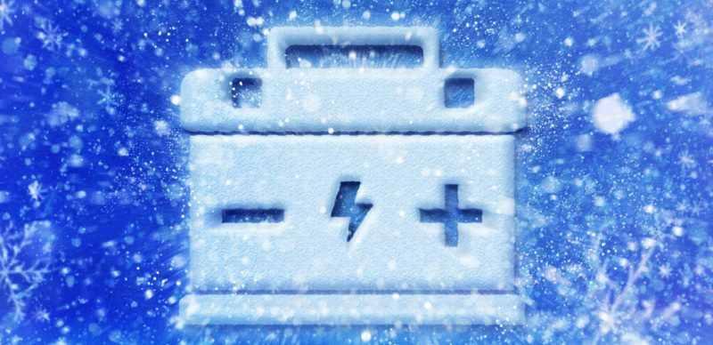 Как хранить автомобильный аккумулятор зимой