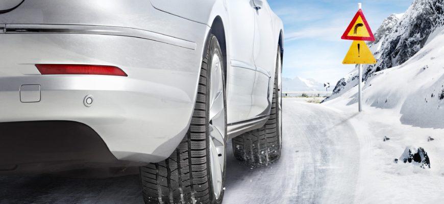Советы для зимнего вождения автомобиля