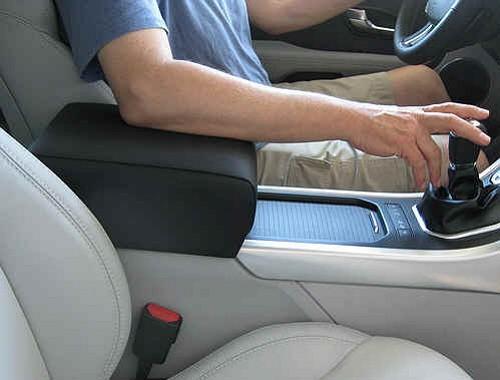 Как сделать в машину подлокотник своими руками и обшить его