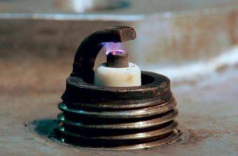 Свечи зажигания двигателя: параметры, виды и принцип работы